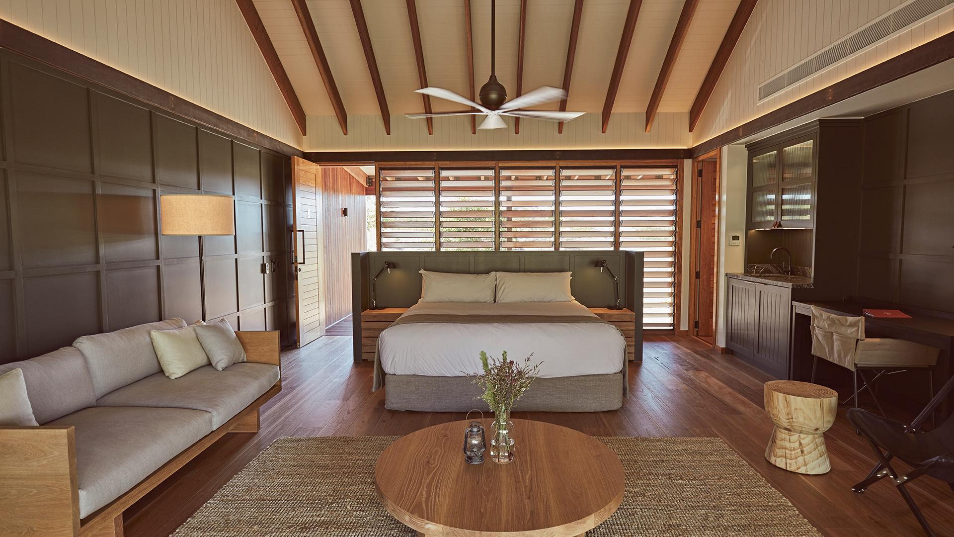 Outback Room image 1 at Mt. Mulligan Lodge by Mareeba Shire, Queensland, Australia