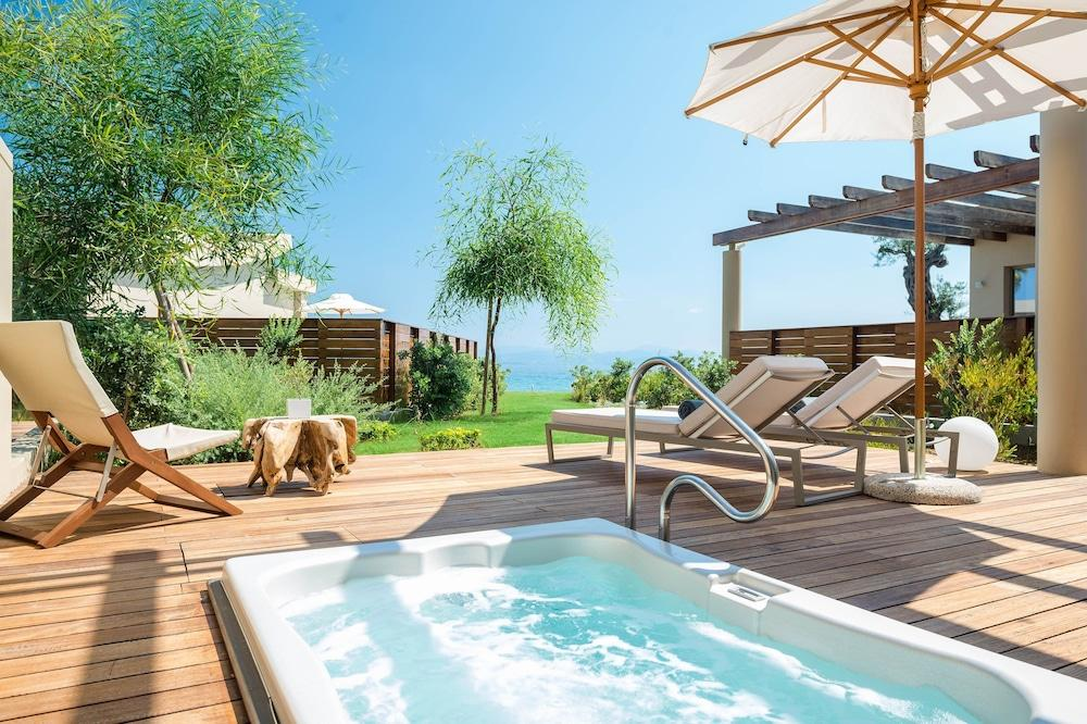 image 1 at Domes Miramare, a Luxury Collection Resort, Corfu - Adults Only by Moraitika Corfu 49100 Greece