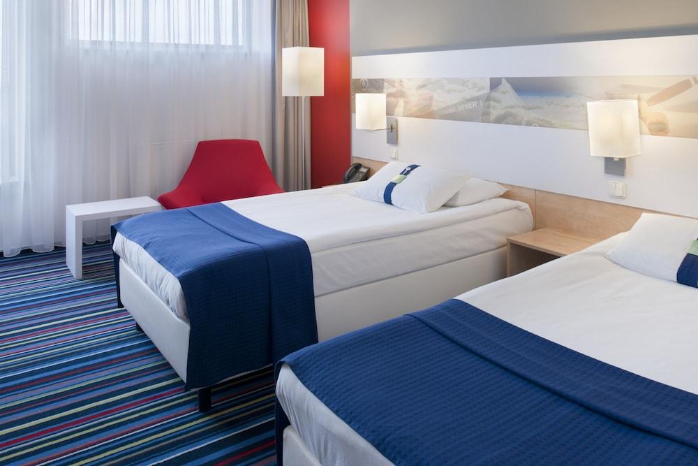 image 1 at Holiday Inn Prague Airport, an IHG Hotel by K Letisti 1074/32 Prague International Airport Prague 16100 Czech Republic