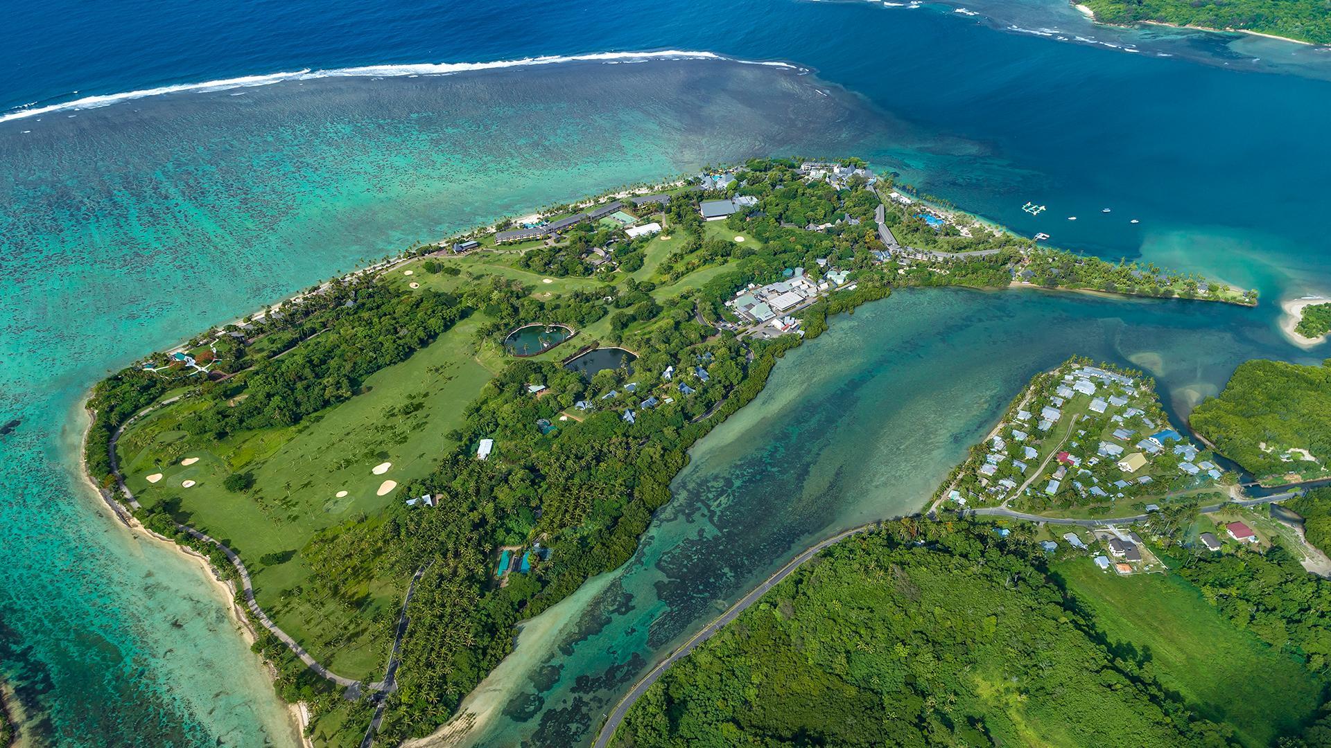 Shangri-La, Yanuca Private Island