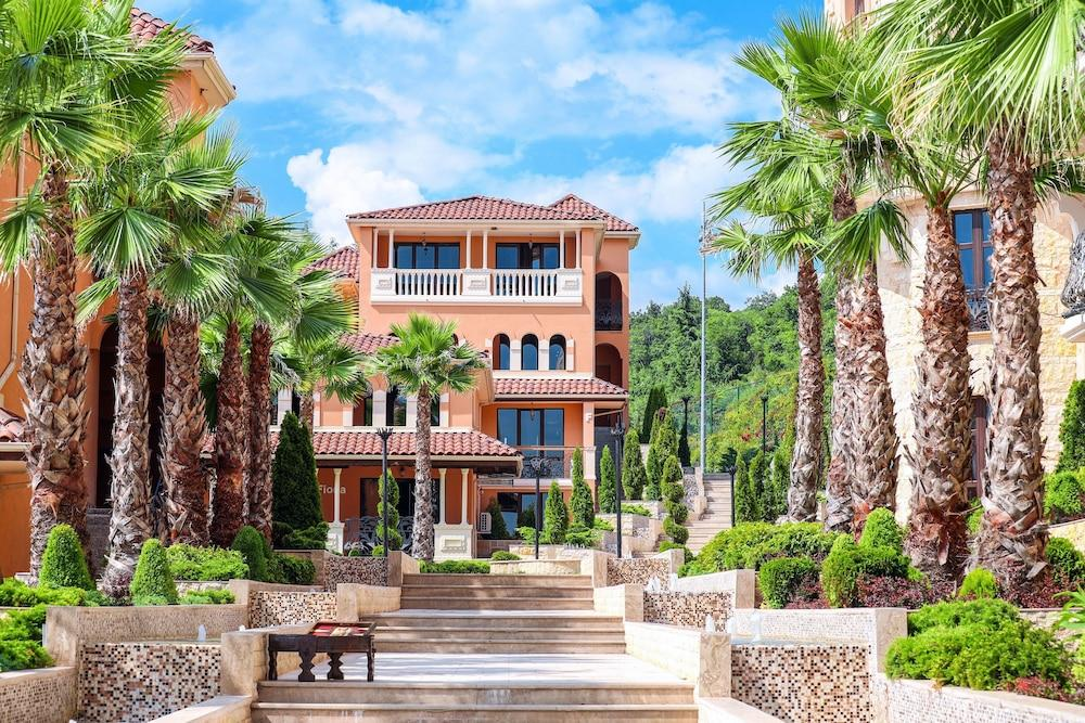 image 1 at Royal Castle Design & SPA Hotel by Elenite Resort Elenite Sunny Beach 8259 Bulgaria