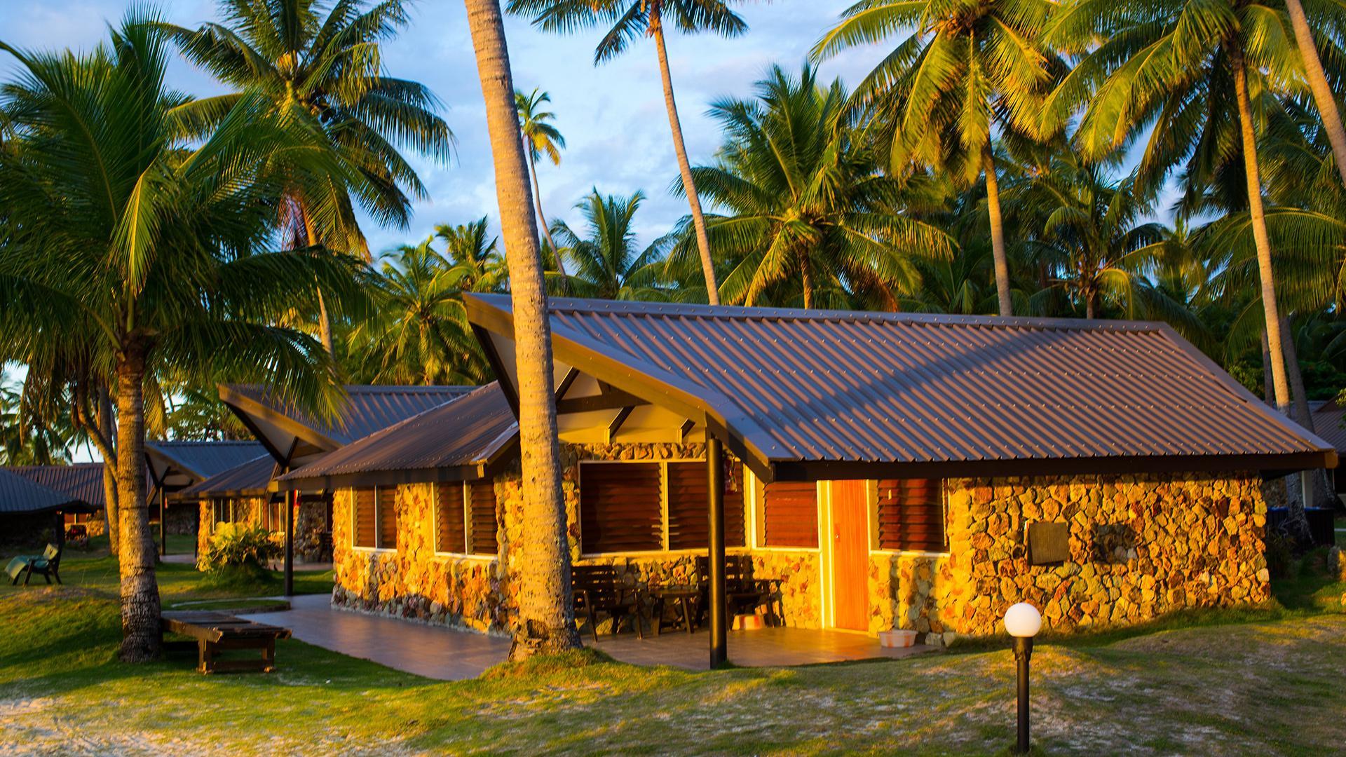Beachfront Bure image 1 at Plantation Island Resort by null, Western Division, Fiji