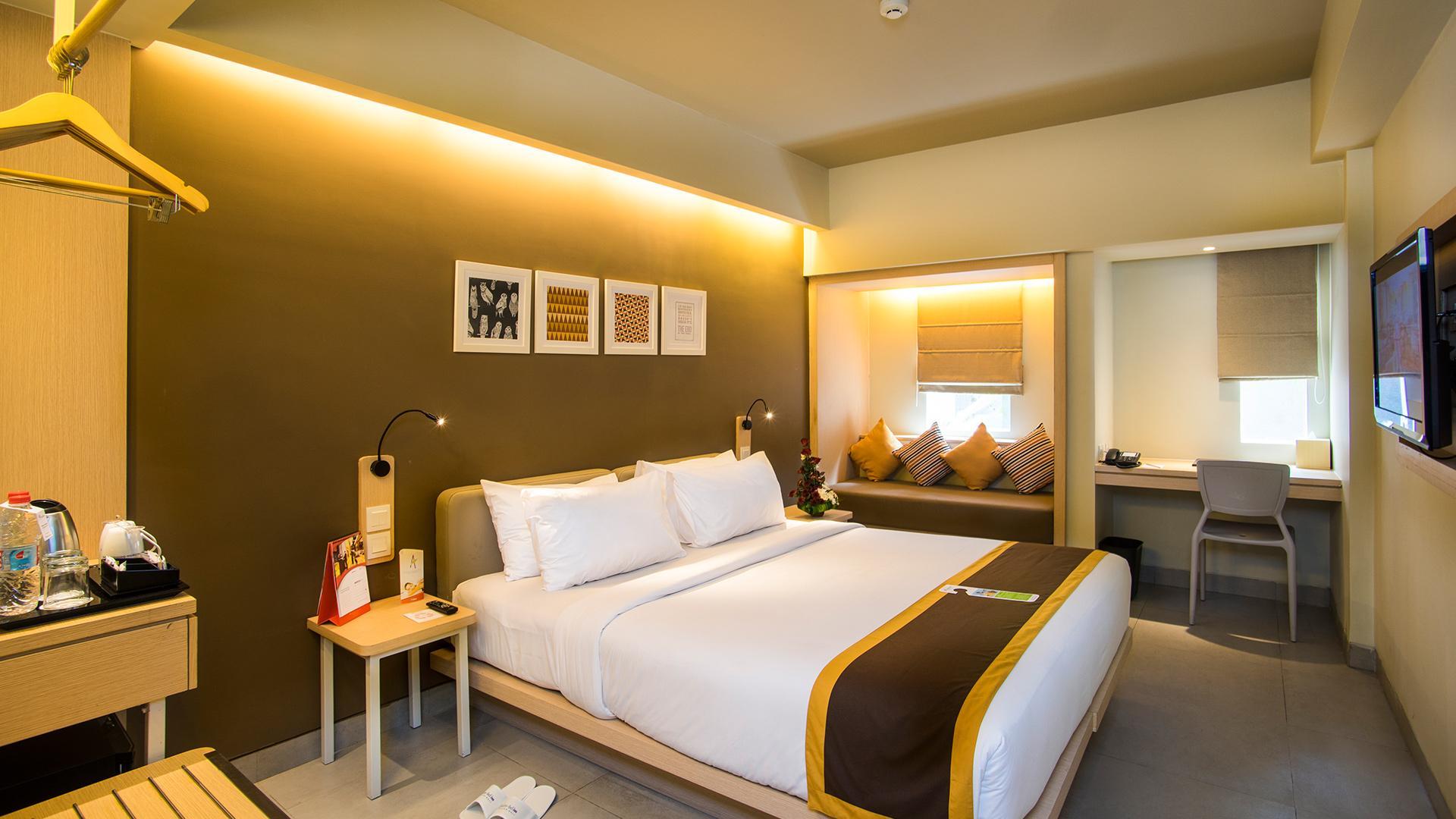 Standard Room image 1 at Swiss-Belinn Legian by Kabupaten Badung, Bali, Indonesia