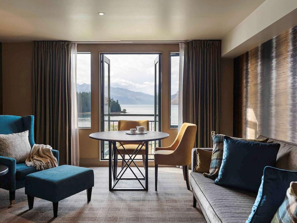 image 1 at Hotel St Moritz, Queenstown - MGallery by 10-18 Brunswick Street Queenstown 9348 New Zealand