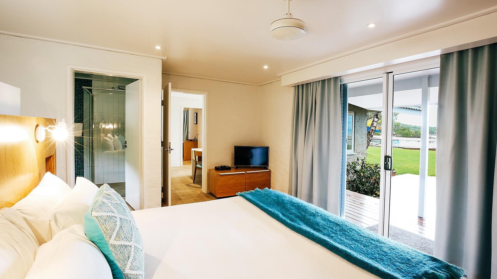 North Beachfront Suite NOV2018 image 1 at Orpheus Island Lodge by null, Queensland, Australia