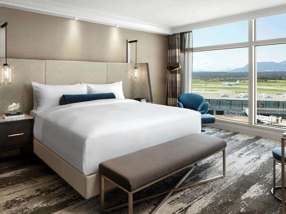 image 1 at Fairmont Vancouver Airport In-Terminal Hotel by 3111 Grant McConachie Way Richmond BC British Columbia V7B 0A6 Canada