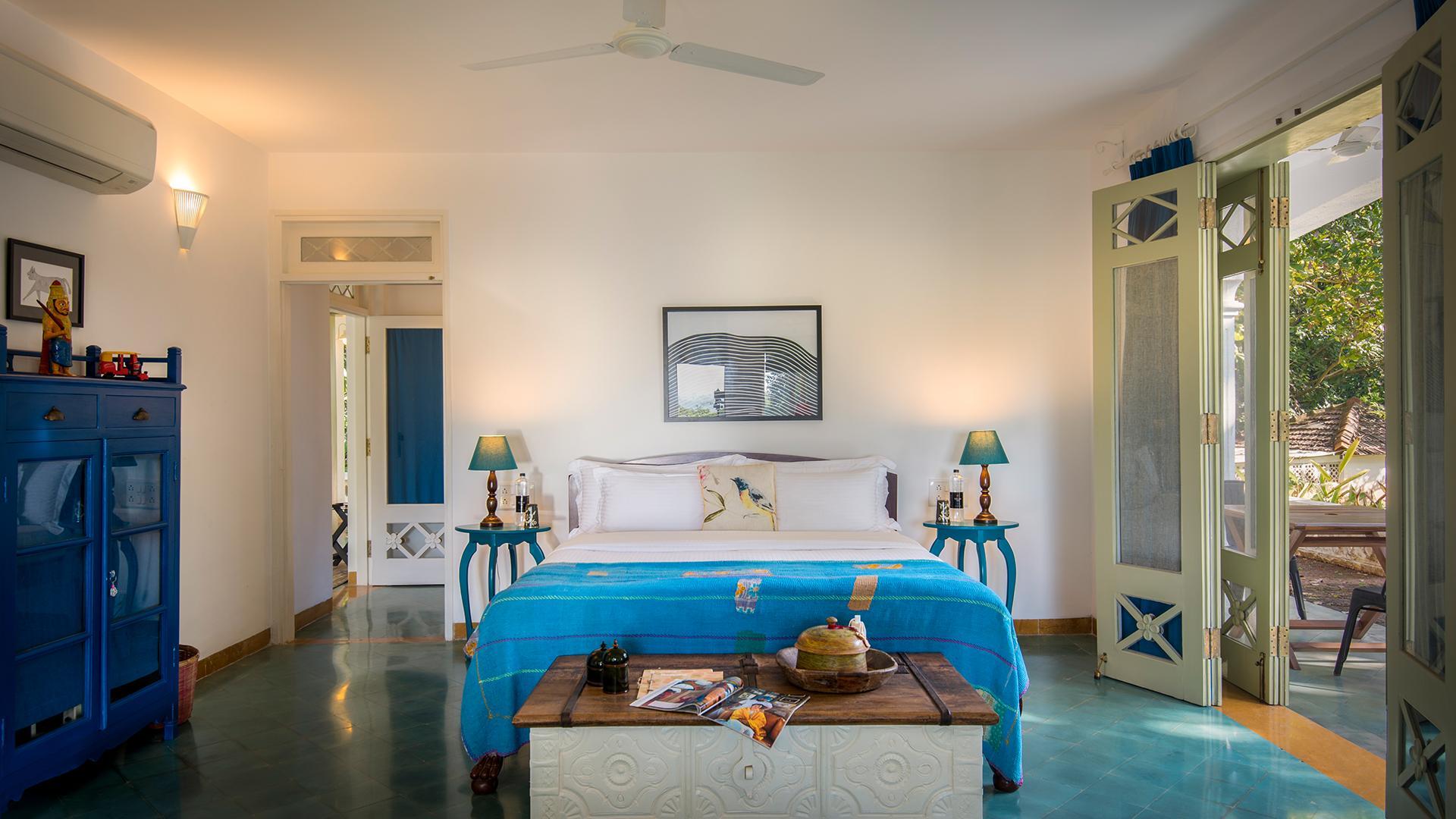 Mandovi Room  image 1 at The Postcard Velha 2019 by North Goa, Goa, India