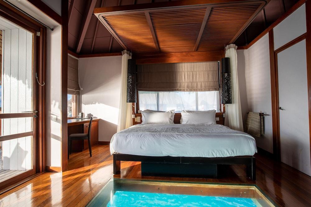 image 1 at Le Meridien Bora Bora by Motu Tape, BP 190 Bora Bora Bora Bora 98730 French Polynesia