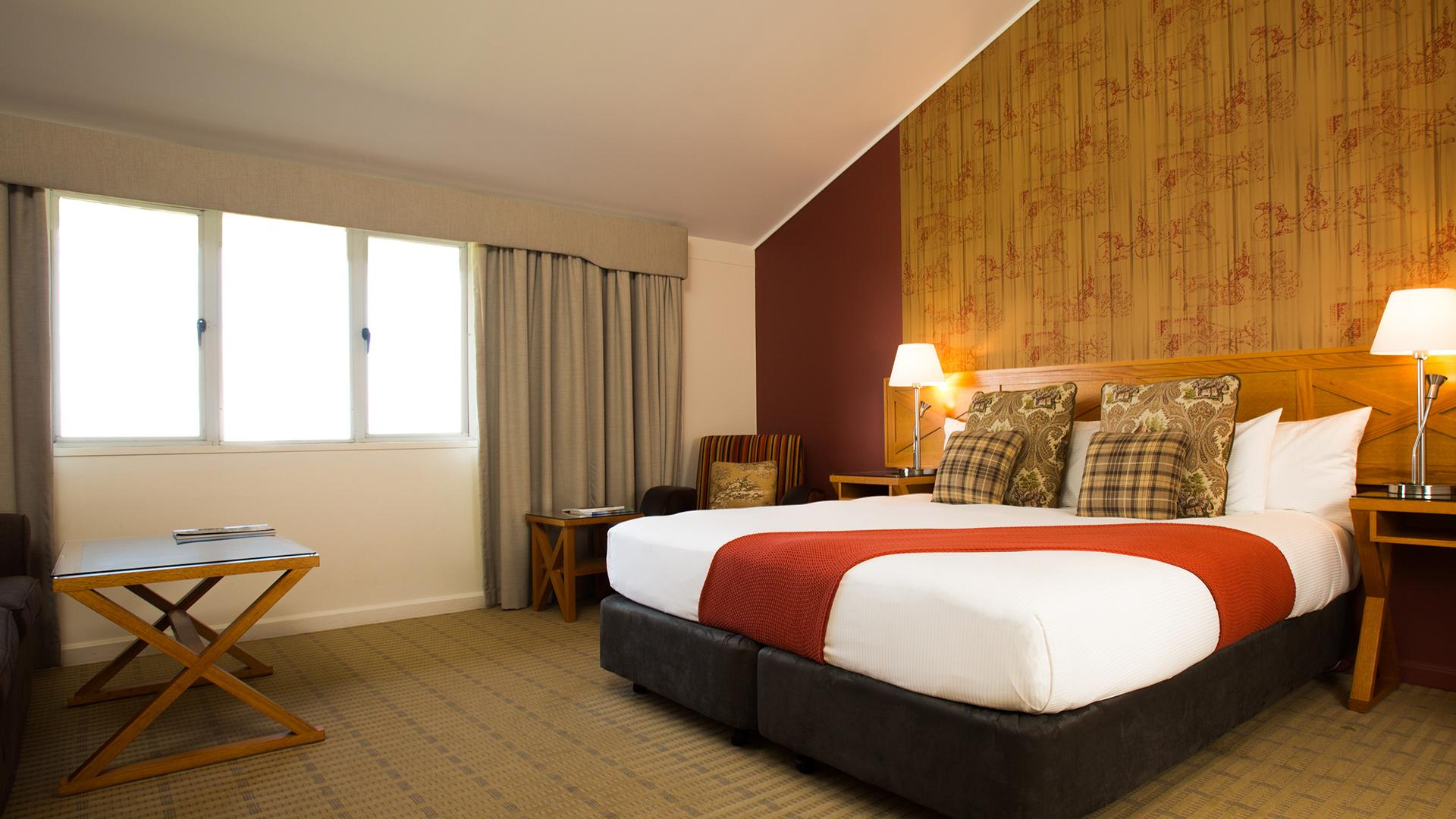 King Superior Room JUL20 image 1 at Fairmont Resort & Spa Blue Mountains — MGallery by Sofitel by Blue Mountains City Council, New South Wales, Australia