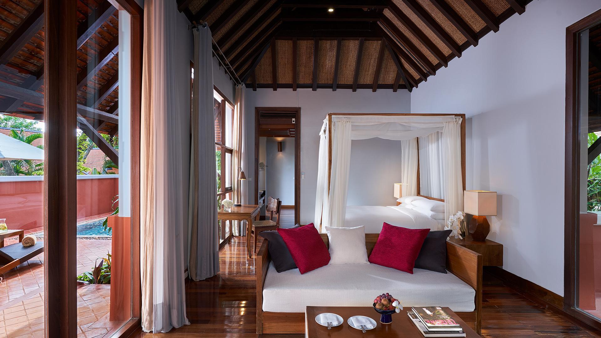 Pool Villa Garden image 1 at Renaissance Koh Samui Resort & Spa by Amphoe Ko Samui, Chang Wat Surat Thani, Thailand