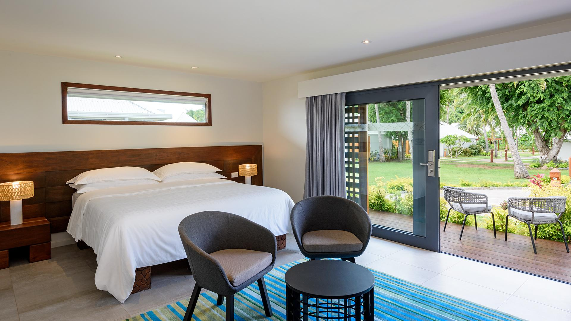 Island View image 1 at Sheraton Resort & Spa, Tokoriki Island, Fiji by null, null, Fiji