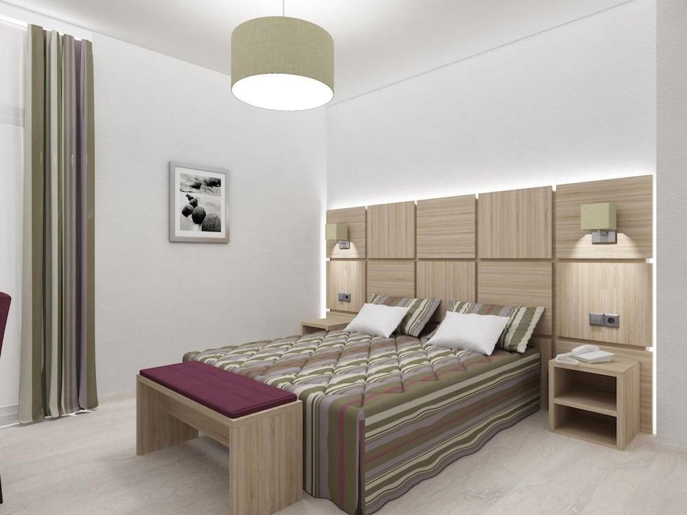 image 1 at Hotel Jeanne d'Arc by 1 Rue Alsace Lorraine Lourdes Hautes-Pyrenees 65100 France