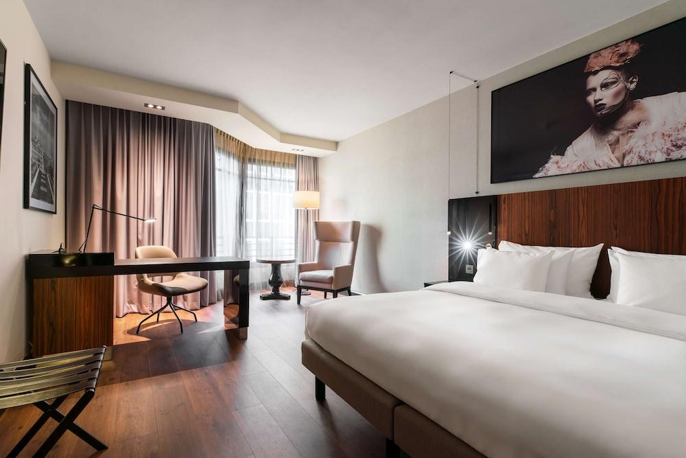 image 1 at Radisson Collection Grand Place Brussels by 47 Rue Du Fosse Aux Loups Brussels 1000 Belgium