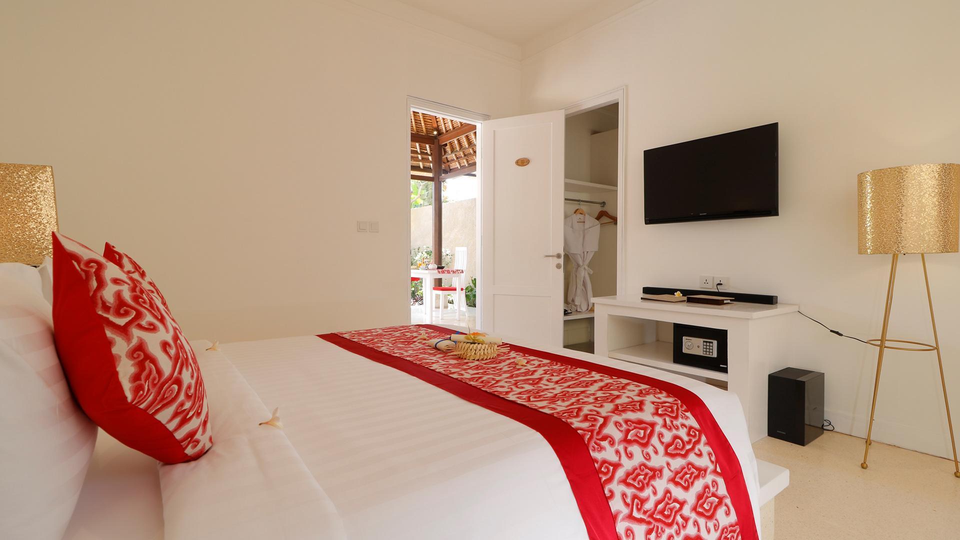 One Bedroom Pool Villa image 1 at Alam Boutique Resort 2019 by Kabupaten Badung, Bali, Indonesia