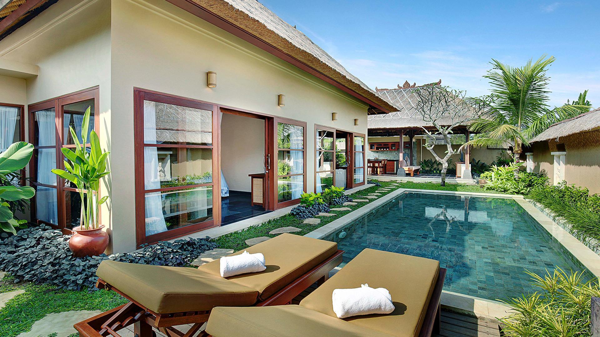 Two-Bedroom Pool Villa image 1 at Ubud Nyuh Bali Resort & Spa by Kabupaten Gianyar, Bali, Indonesia