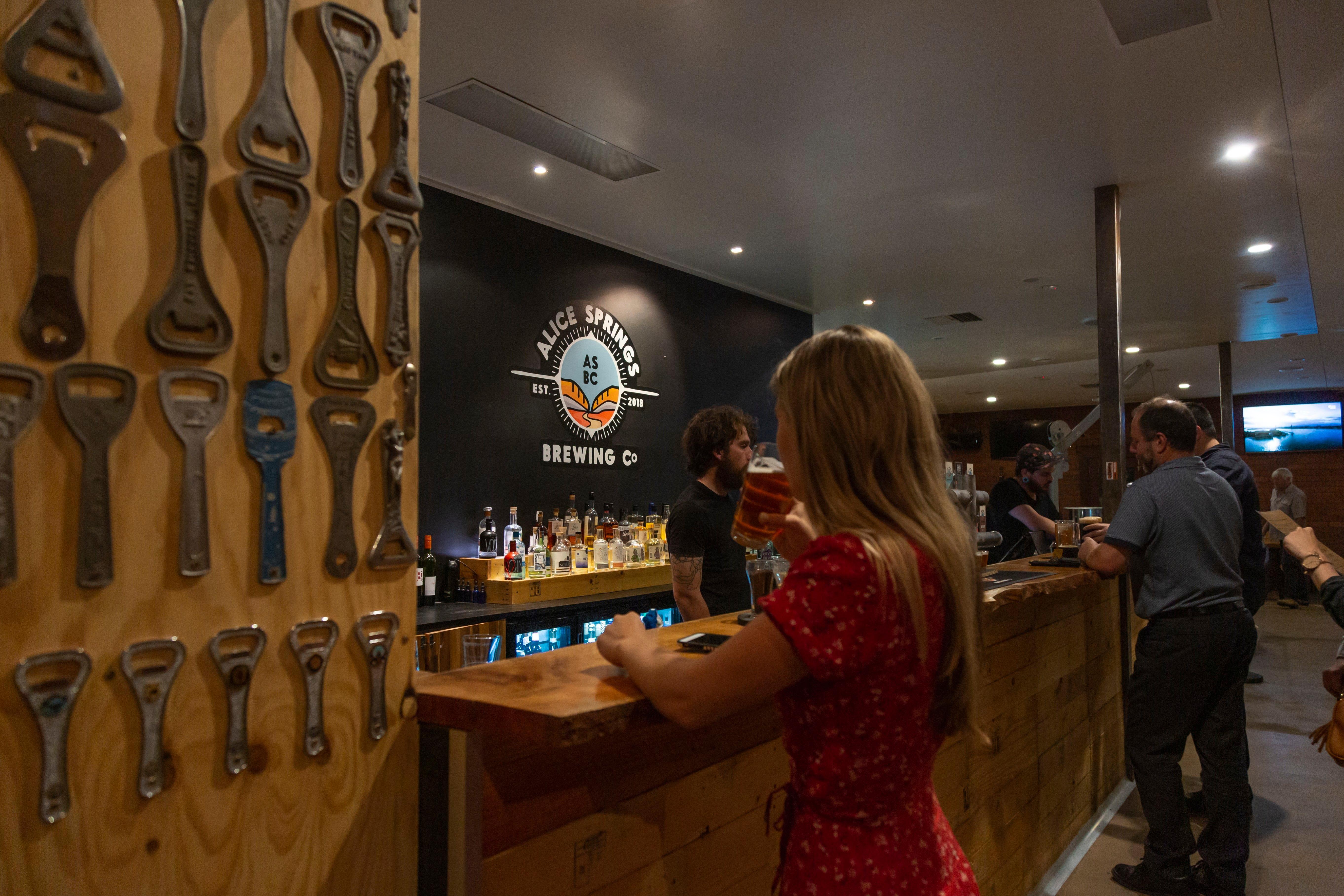 Alice Springs Brewing Co