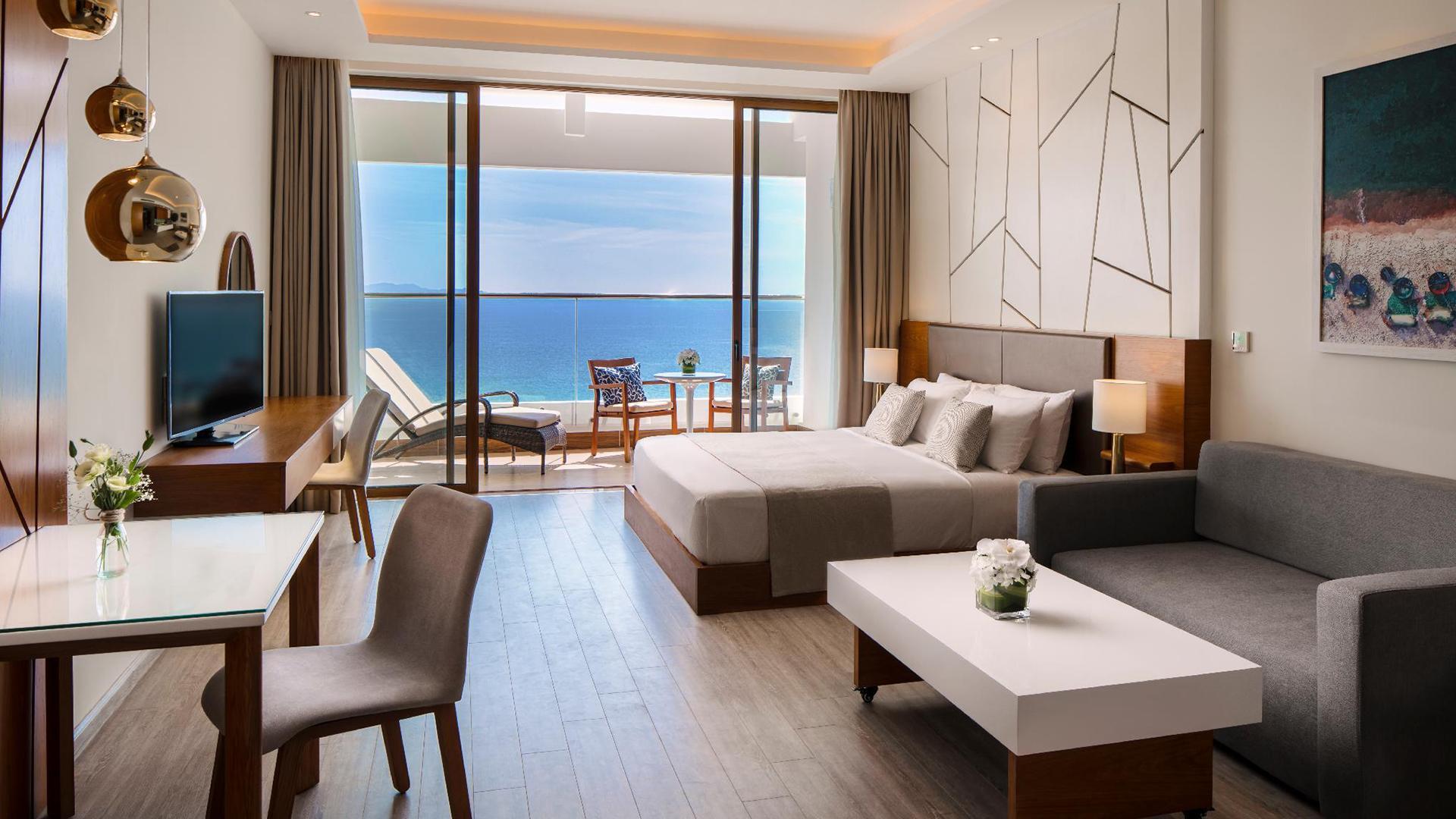 Seaview Studio image 1 at Mövenpick Resort Cam Ranh by Cam Lâm, Khánh Hòa, Vietnam