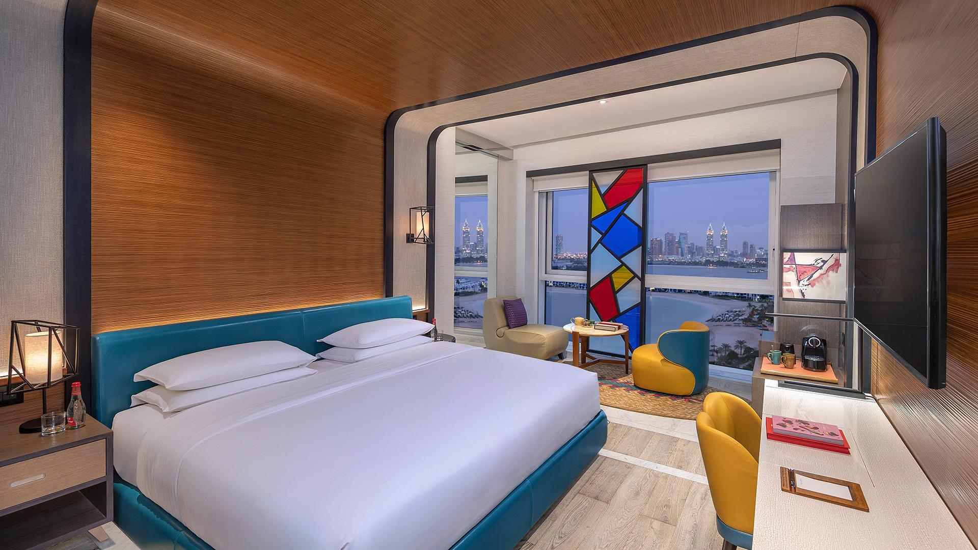 Andaz Sea-View Room  image 1 at Andaz Dubai The Palm by null, Dubai, United Arab Emirates