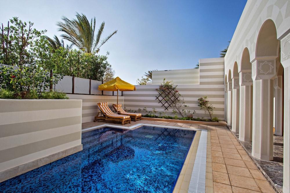 image 1 at The Oberoi Beach Resort, Sahl Hasheesh by Sahl Hasheesh Hurghada Egypt