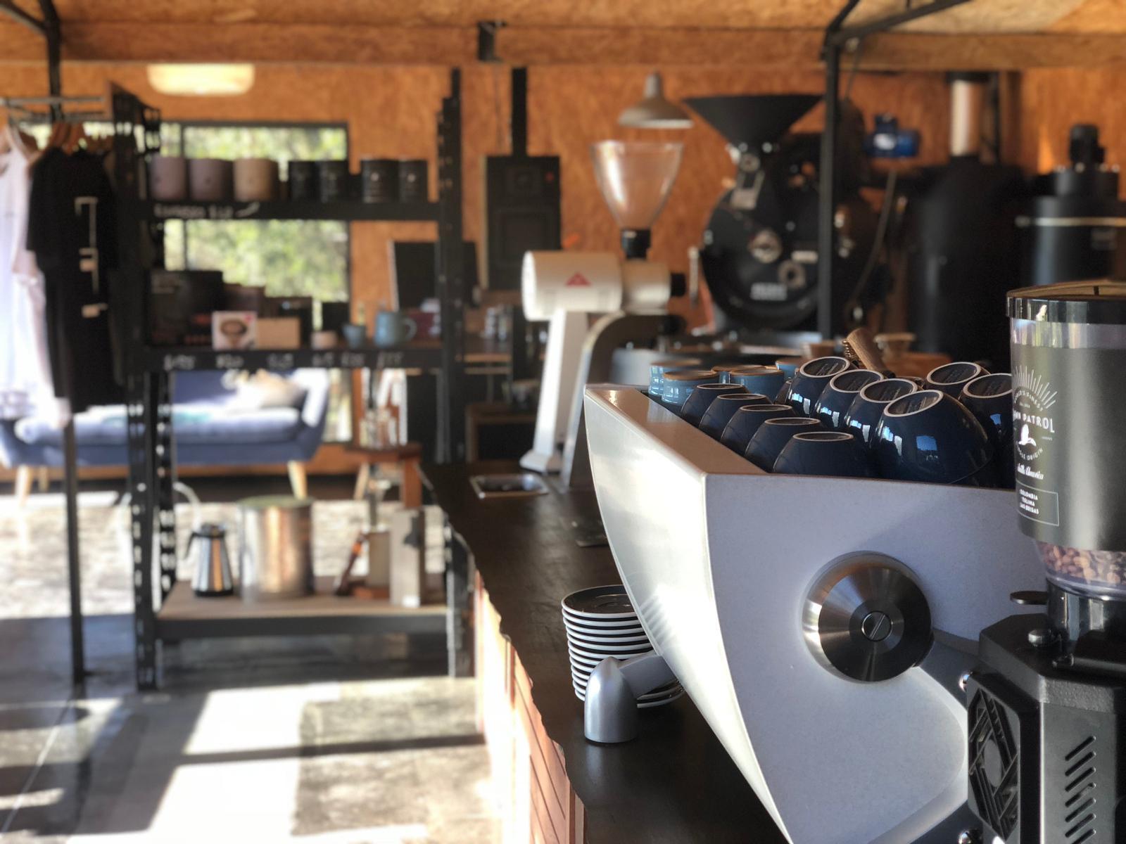 Dawn Patrol Coffee