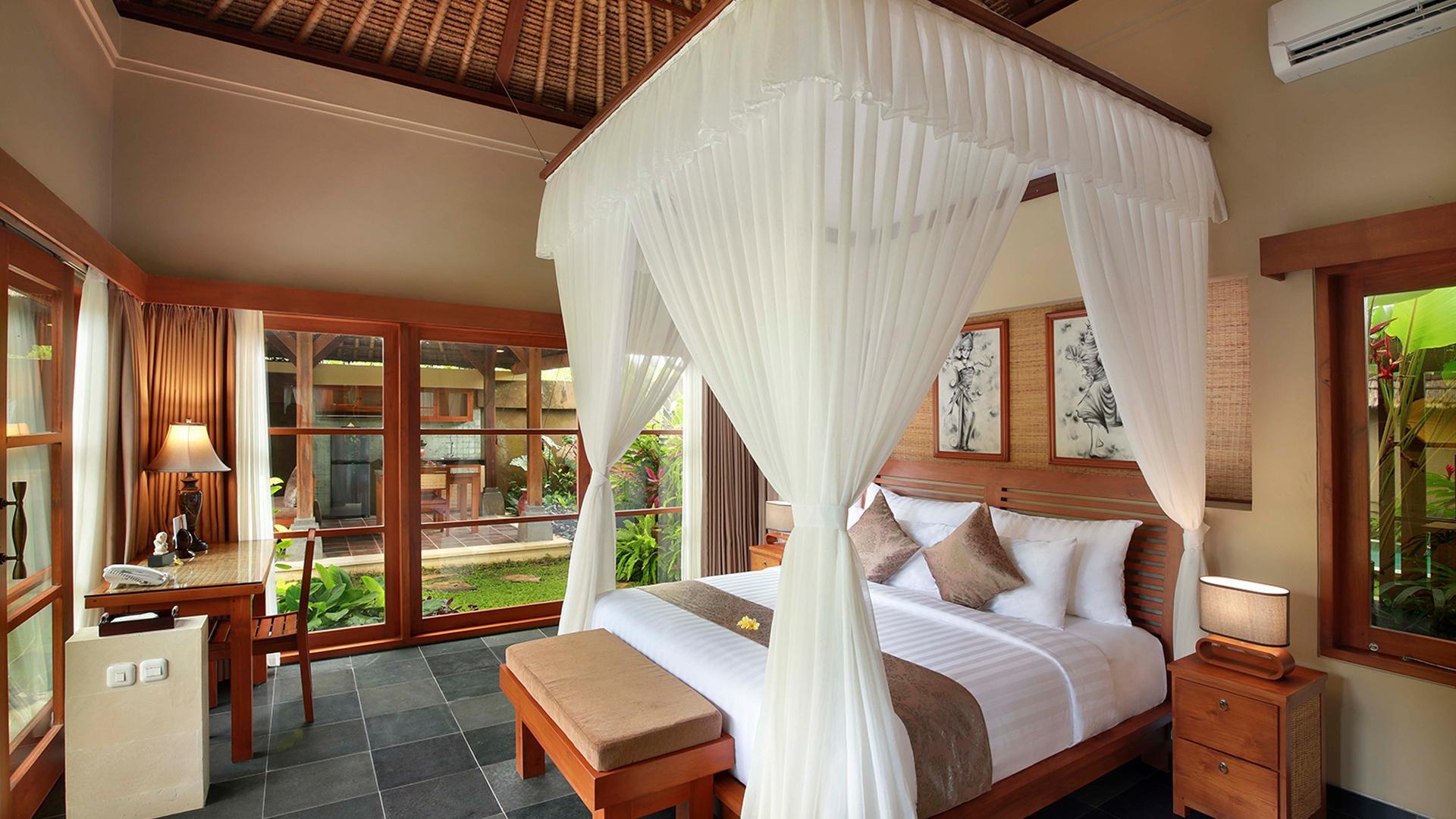 One-Bedroom Deluxe Pool Villa image 1 at Ubud Nyuh Bali Resort & Spa - Older by Kabupaten Gianyar, Bali, Indonesia