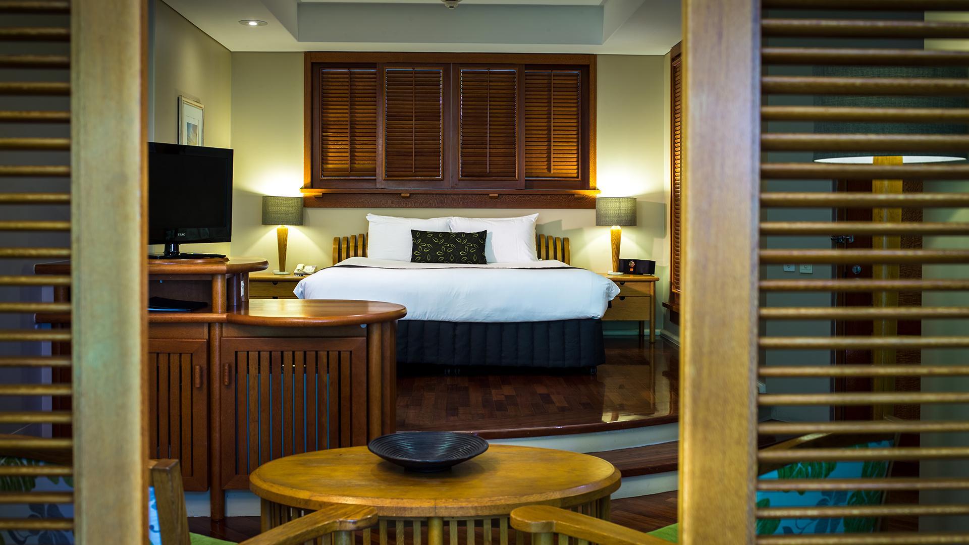 Reef Suite image 1 at Green Island Resort by Cairns Regional, Queensland, Australia