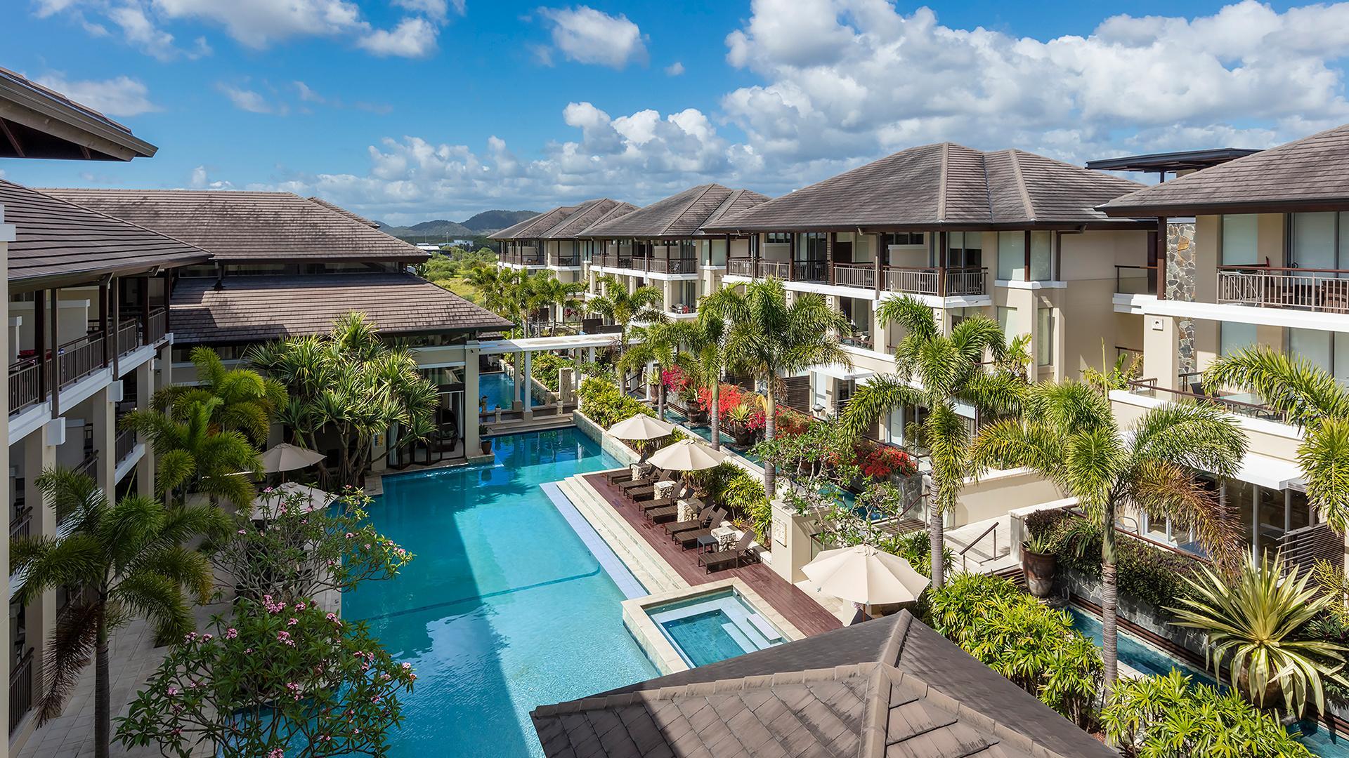 Oaks Santai Resort Casuarina