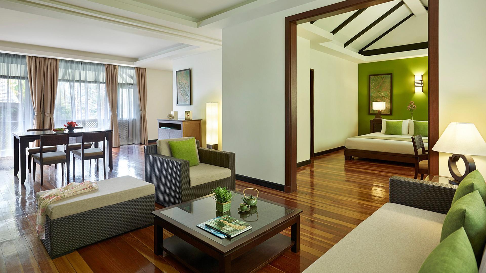 Premium Garden-View Suite image 1 at Vivanta Langkawi, Rebak Island by null, Kedah, Malaysia