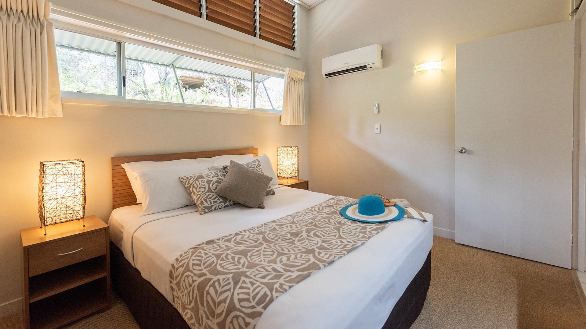 Two-Bedroom Villa image 1 at Kingfisher Bay Resort by Fraser Coast Regional, Queensland, Australia
