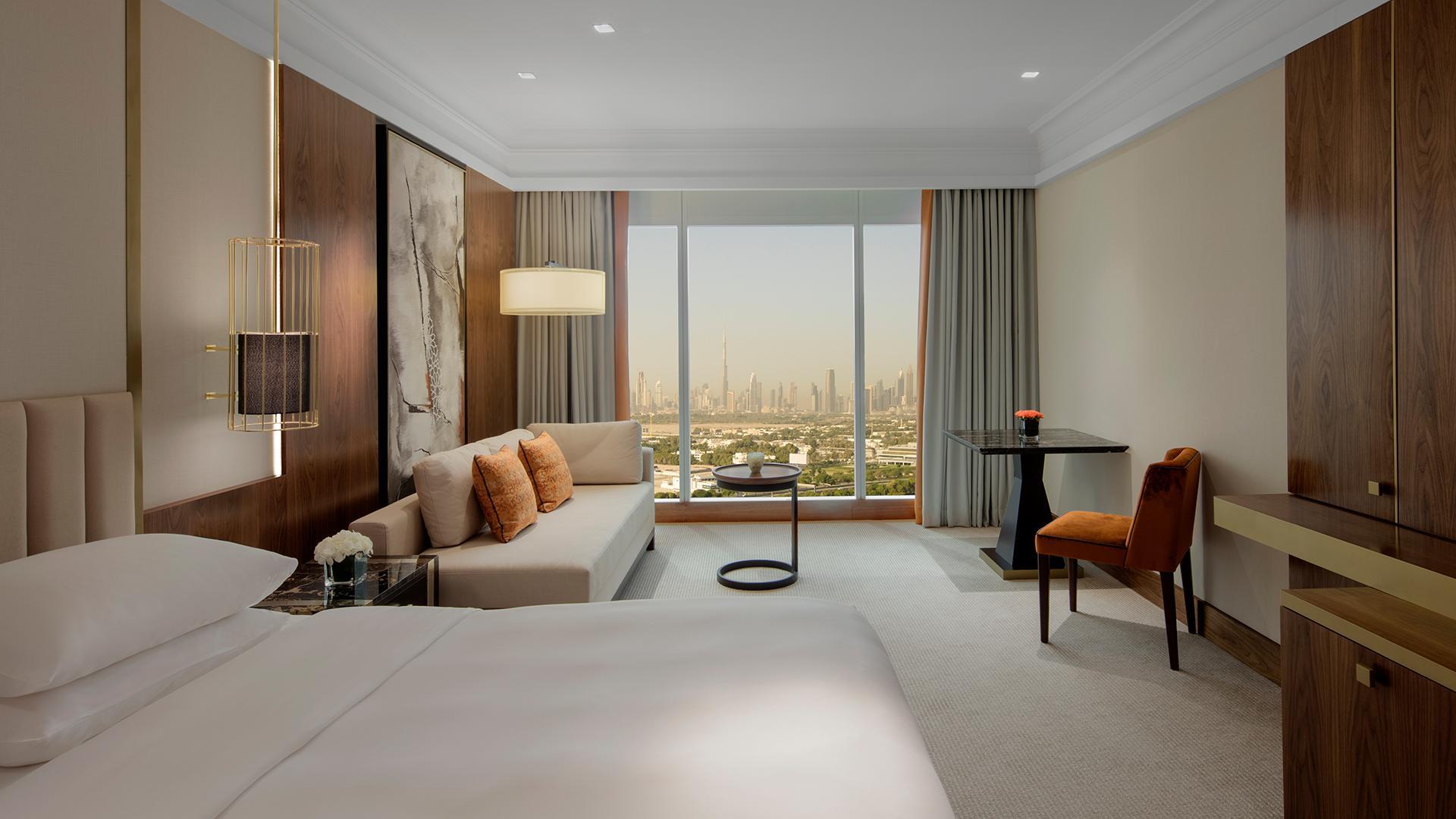 1 King Bed with Club Access image 1 at Grand Hyatt Dubai by null, Dubai, United Arab Emirates
