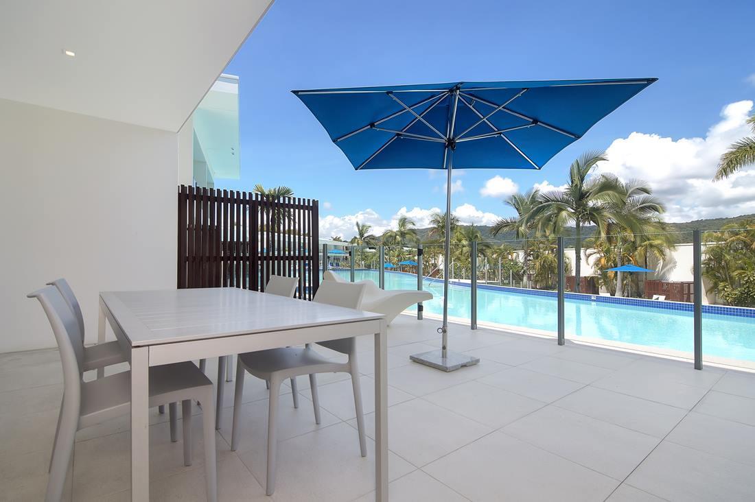 Two Bedroom Swim-Up Apartment image 1 at Pool Resort Port Douglas - OCT 2018 by Douglas Shire, Queensland, Australia