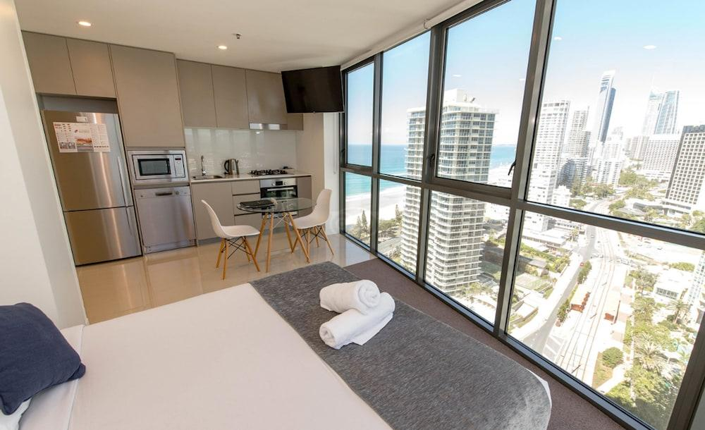 image 1 at Rhapsody Resort by 3440 Surfers Paradise Boulevard Surfers Paradise QLD Queensland 4217 Australia