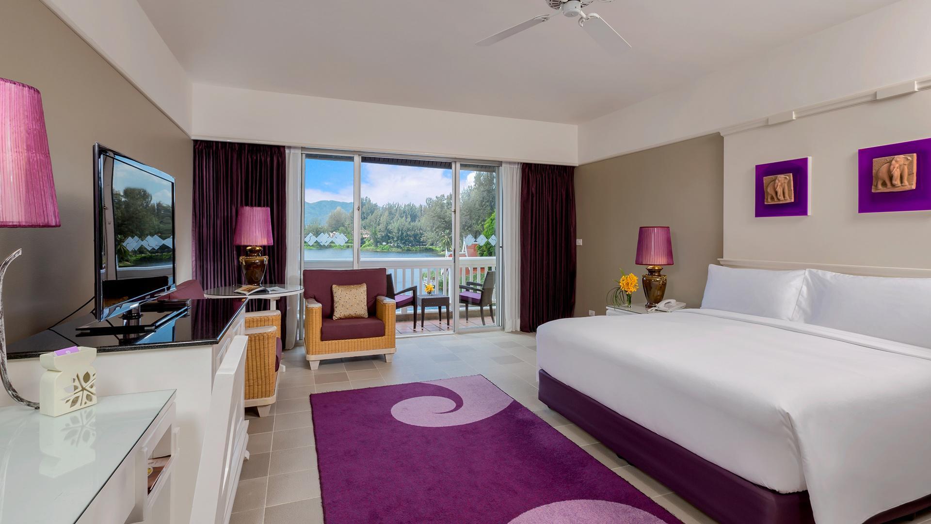 Laguna Room image 1 at Angsana Laguna Phuket by Amphoe Thalang, Chang Wat Phuket, Thailand
