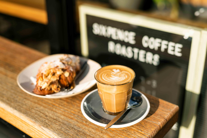 Sixpence Coffee