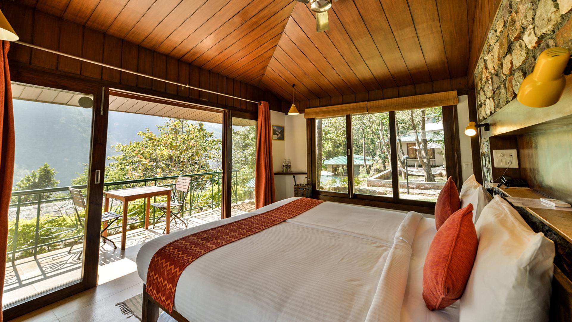 Independent Cottage image 1 at Atali Ganga by Tehri Garhwal, Uttarakhand, India