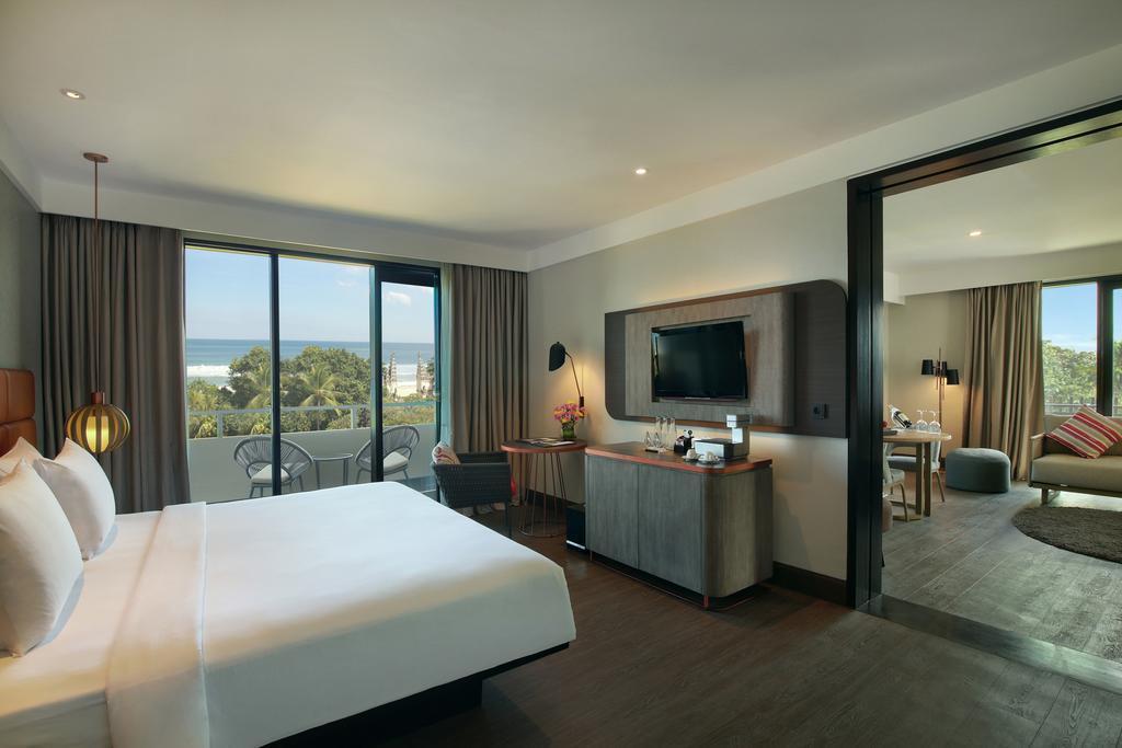 Premium One-Bedroom Suite image 1 at Pullman Bali Legian Beach by Kabupaten Badung, Bali, Indonesia