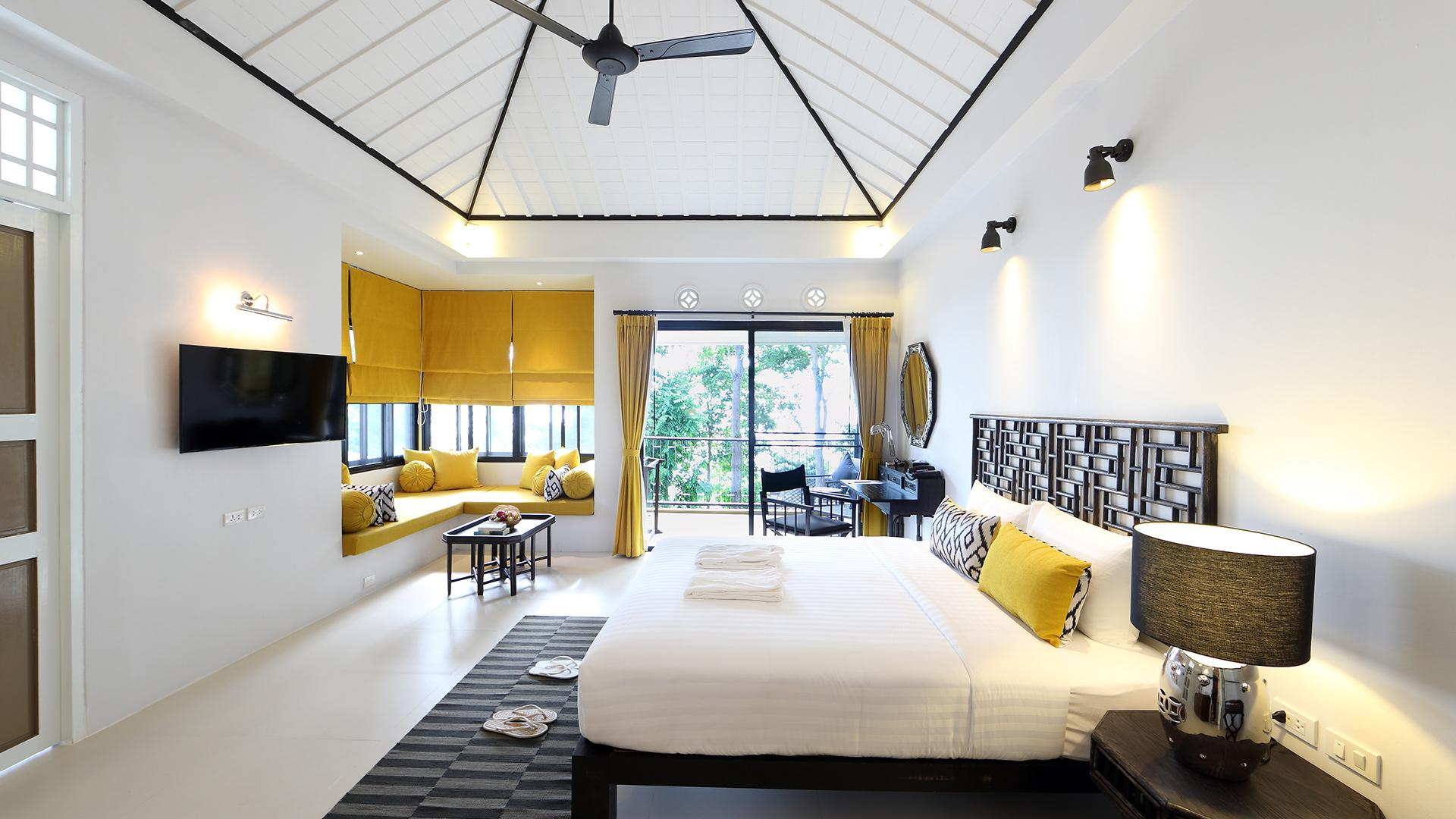 Hibiscus Grand Deluxe image 1 at Moracea by Khao Lak Resort by Amphoe Takua Pa, Chang Wat Phang-nga, Thailand