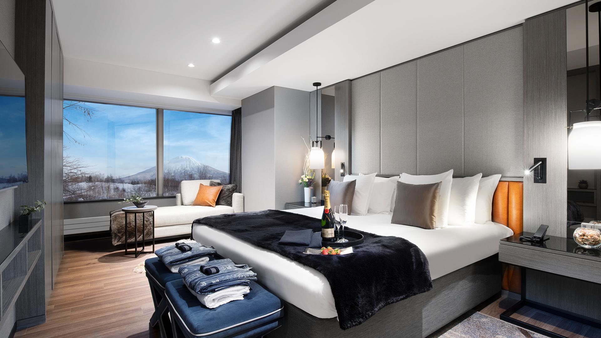 Three-Bedroom Suite image 1 at Hinode Hills Niseko Village by Abuta-gun, Hokkaido, Japan