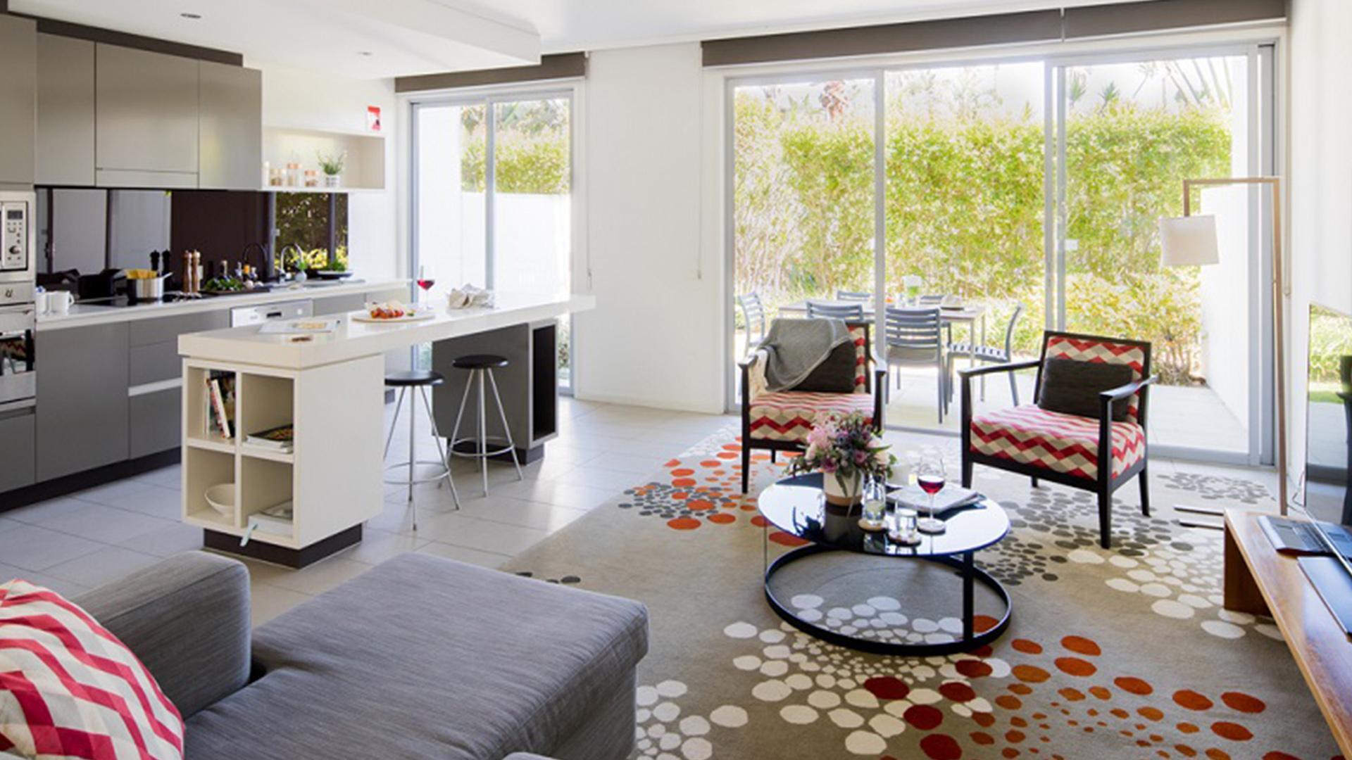 Three-Bedroom Apartment image 1 at Pullman Magenta Shores Resort by Wyong Shire Council, New South Wales, Australia