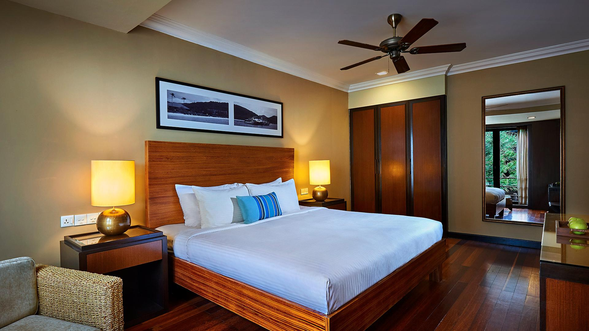 Garden Suite image 1 at The Taaras Beach & Spa Resort by null, Terengganu, Malaysia