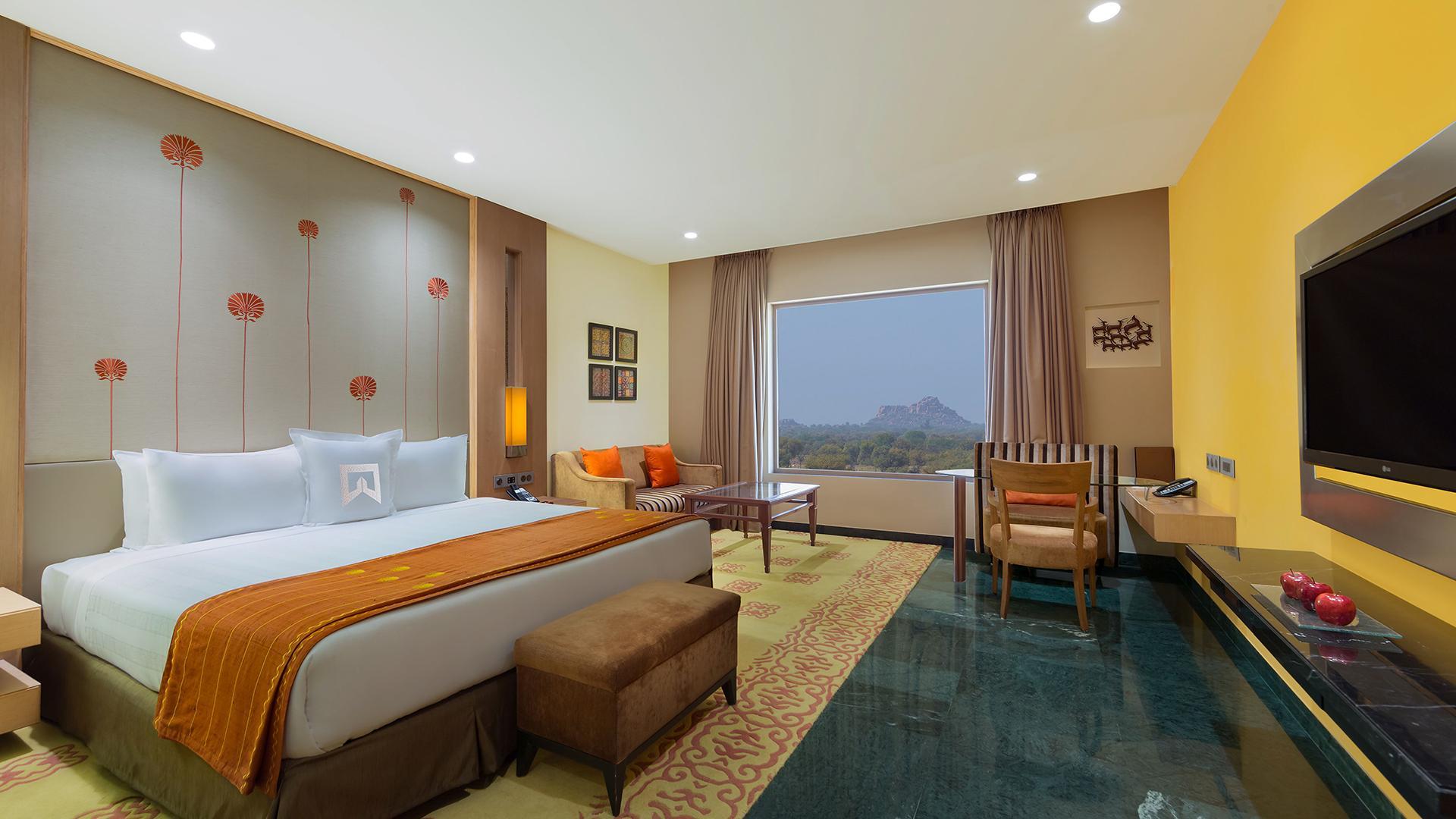 Jodhpur Chambers Room image 1 at Welcomhotel Jodhpur by Jodhpur, Rajasthan, India