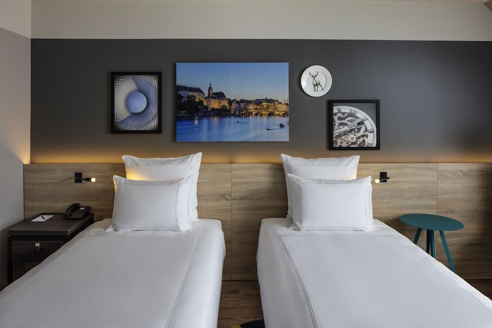 image 1 at Swissotel Le Plaza Basel by Messeplatz 25 Basel BS 4005 Switzerland