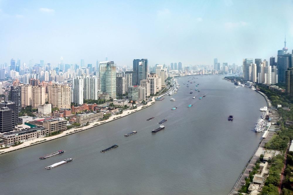image 1 at JW Marriott Marquis Hotel Shanghai Pudong by NO 988 PUMING ROAD PUDONG NEW Shanghai 200122 China
