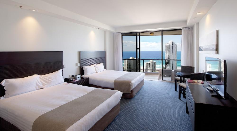 image 1 at Crowne Plaza Surfers Paradise, an IHG Hotel by 2807 Gold Coast Highway Surfers Paradise QLD Queensland 4217 Australia