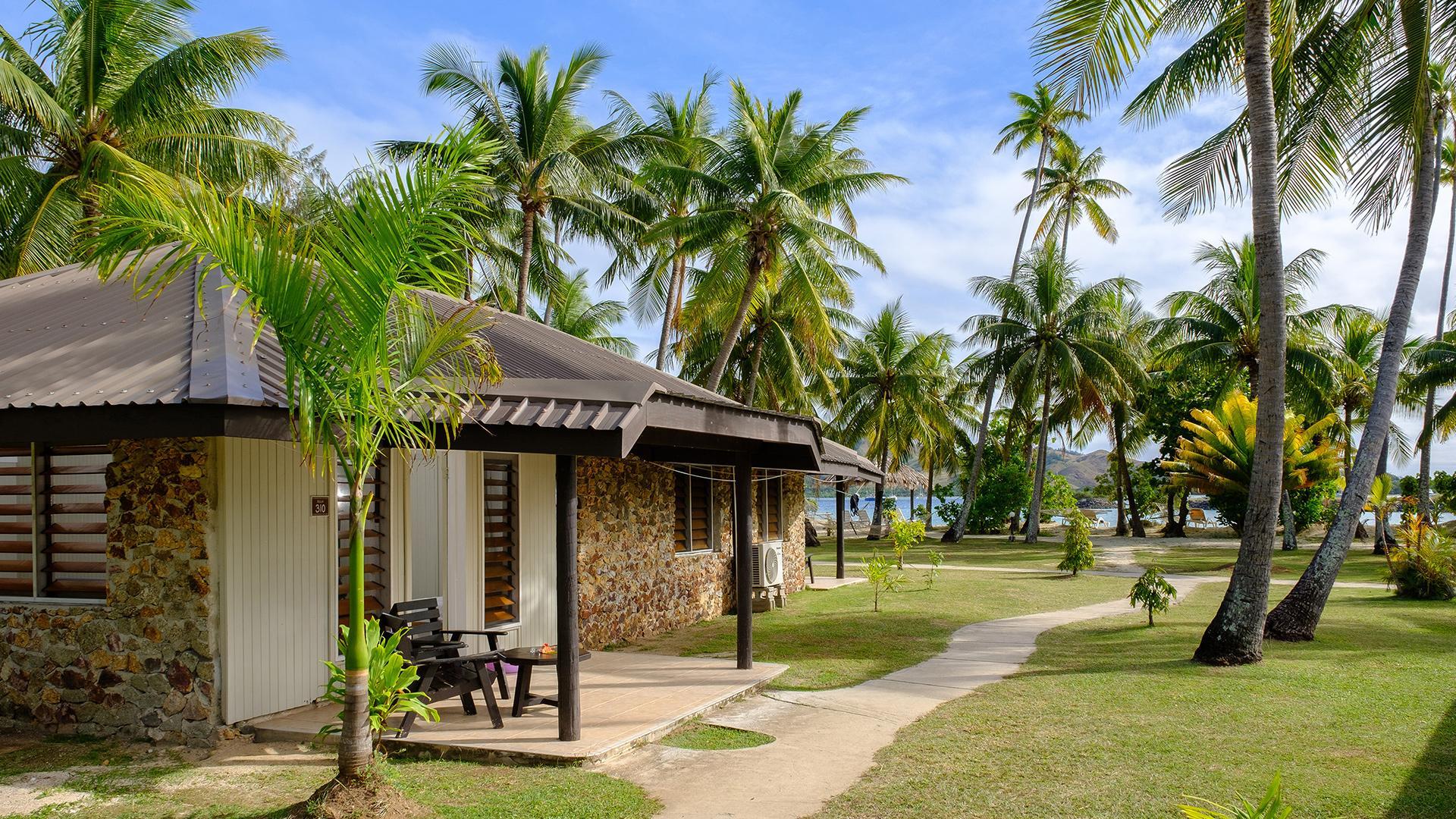 Studio Garden Bure image 1 at Plantation Island Resort by null, Western Division, Fiji