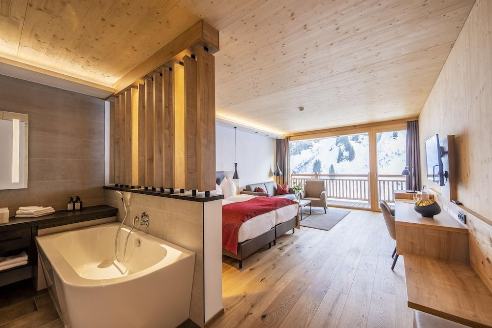 image 1 at DAMÜLSER HOF Wellness & Spa by Damüls 147 Damuels 6884 Austria