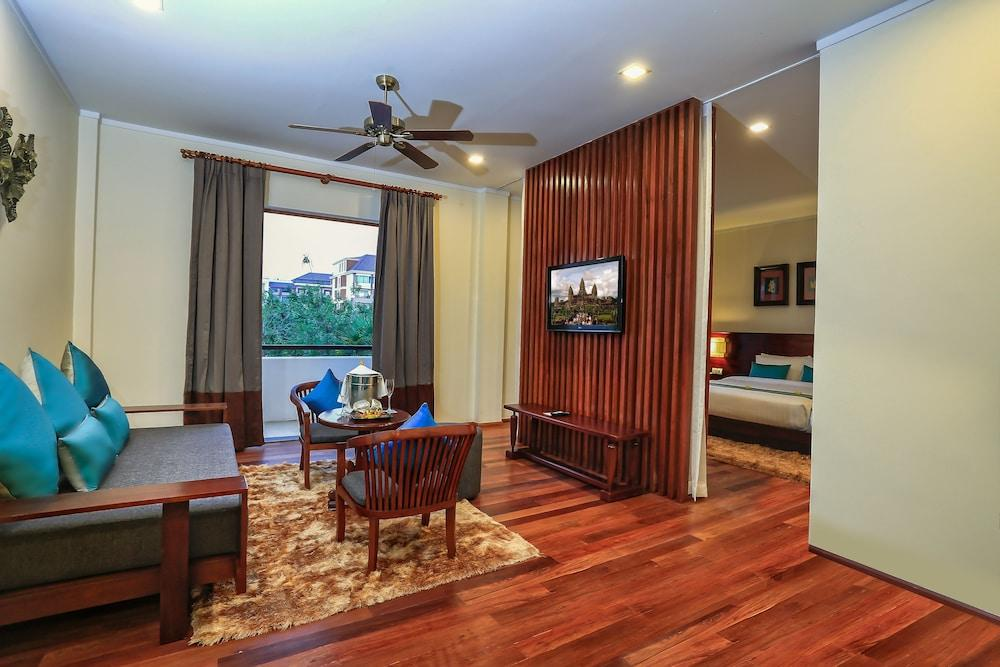 image 1 at THE PRIVILEGE FLOOR by Lotus Blanc by National Road 6 Kruos Village Siem Reap Cambodia