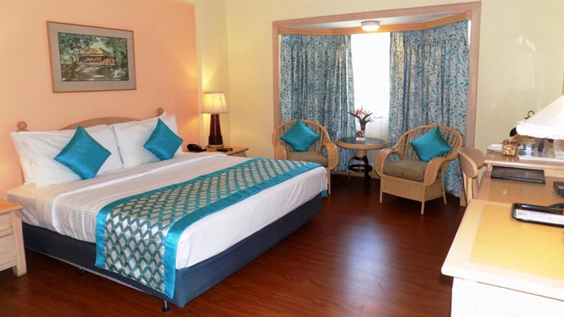 Standard Room image 1 at Fortune Resort Sullivan Court, Ooty by Nilgiris, Tamil Nadu, India