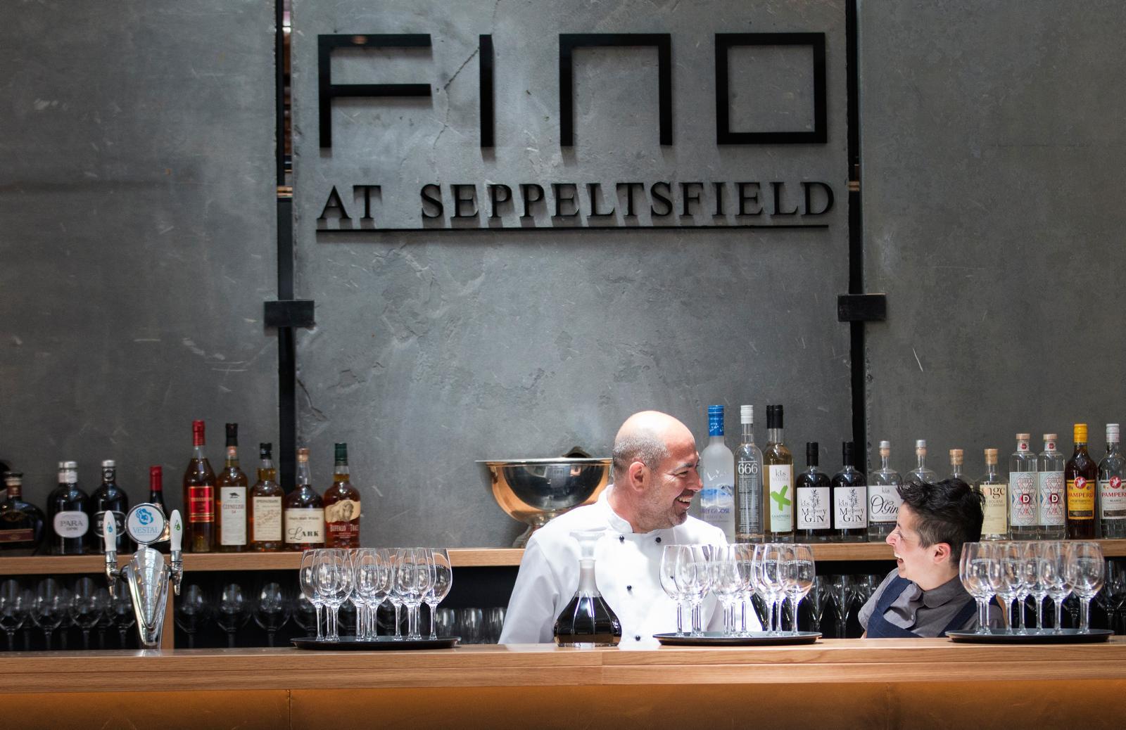 Fino at Seppeltsfield