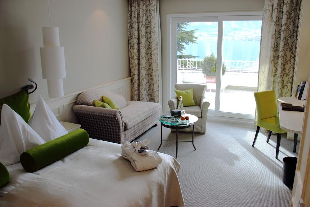 image 1 at Beatus Wellness & Spa Hotel by Seestrasse 300, Merligen Sigriswil BE 3658 Switzerland